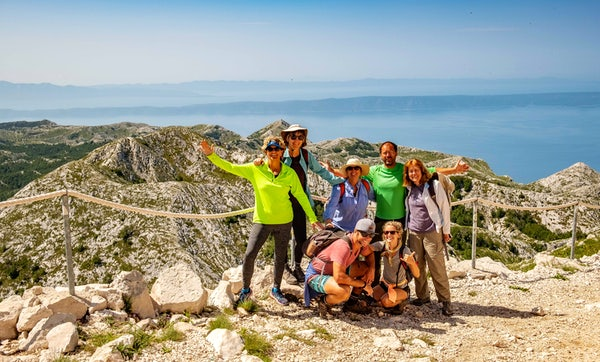 7 Must Visit Destinations Whilst Hiking In Croatia