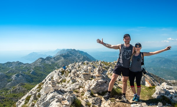 7 Must See Mountains in Croatia