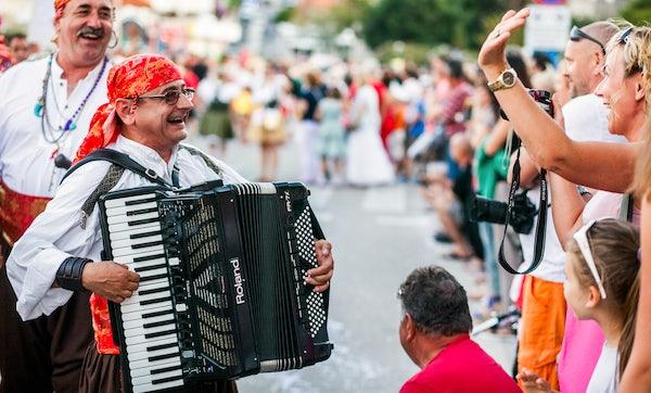 Music in Croatia