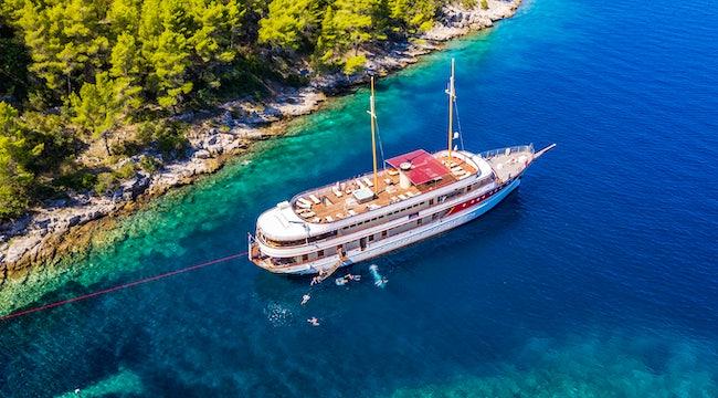 Split Croatia Cruise