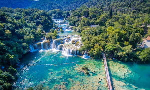 Top 5 Croatian Waterfalls