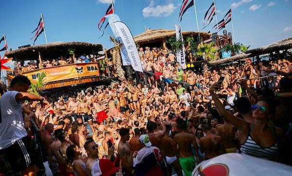 Zrce Beach Festival Fiesta