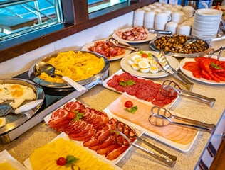 Daily Buffet Breakfast on a Sail Croatia Cruise
