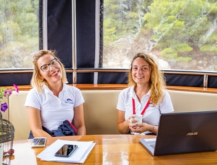 Sail Croatia Tour Managers