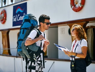 Sail Croatia Check-in Split