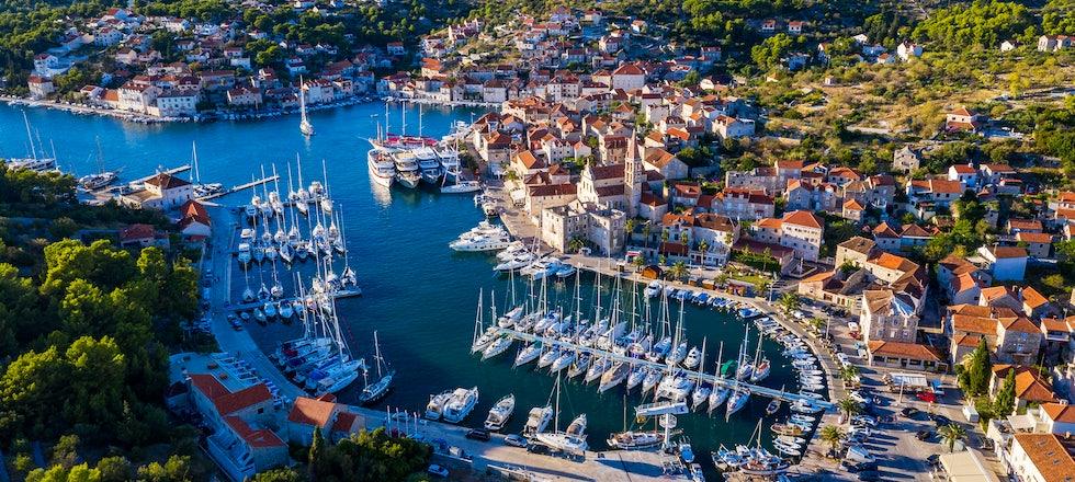 Milna, Croatia