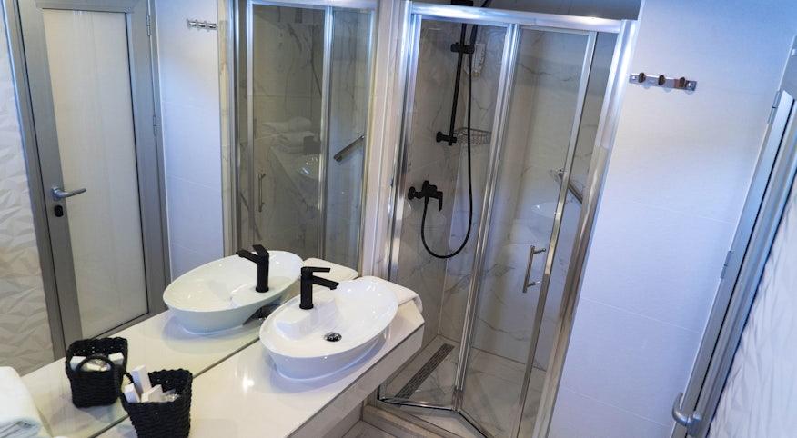 MS Alfa Mario Bathroom