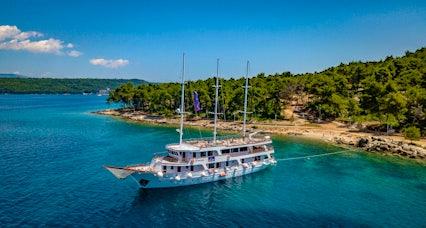 Sail Croatia Ship, Almissa