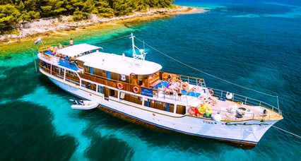 Sail Croatia Ensuite Ships