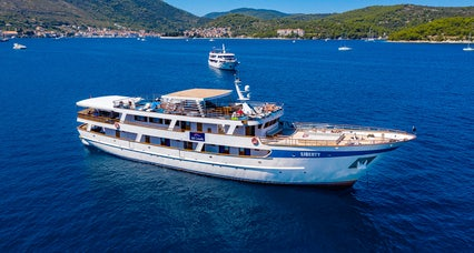 Sail Croatia Ship, Liberty
