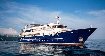 Sail Croatia Ship, Lupus Mare