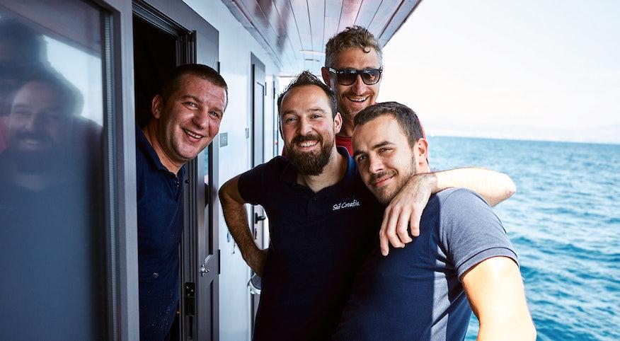 The Lupus Mare Crew