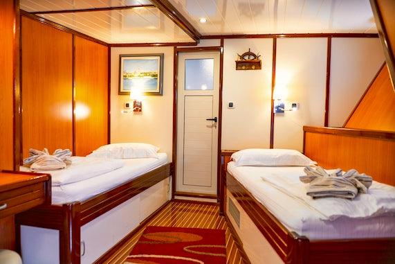 Premier Plus Ships Cabins