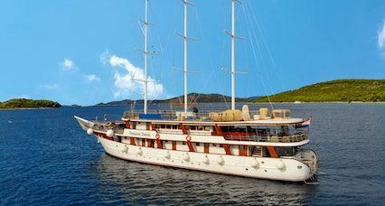 Sail Croatia Ship, Princeza Diana