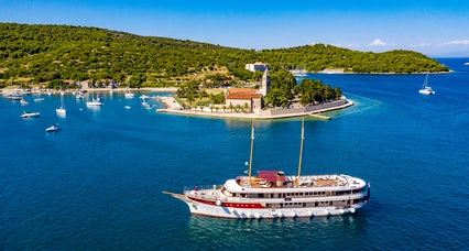 Sail Croatia Ship, Queen Jelena