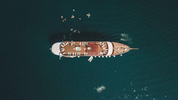 MS Queen Jelena Top Deck