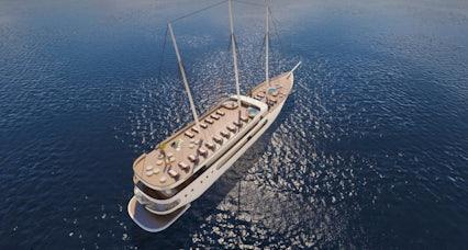 Sail Croatia Ship, Salve Di Mare