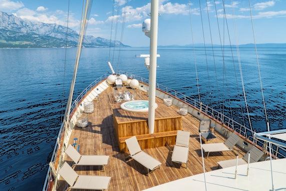 MS Salve Di Mare Main Deck