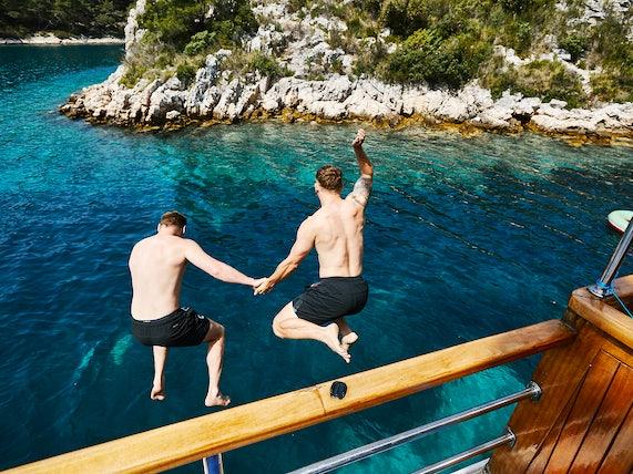 Mates on Sail Croatia