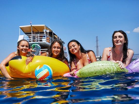 Sail Croatia party