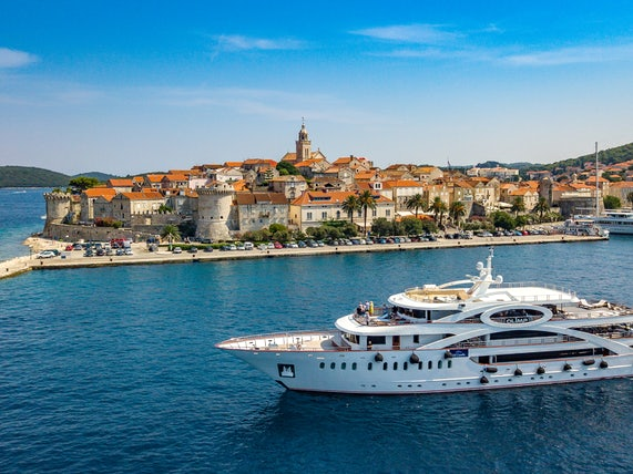 Authentic Croatian experience on a luxury small ship cruise