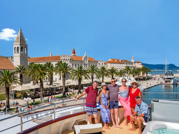 Immerse yourself in the natural, cultural and historical sights of Croatia