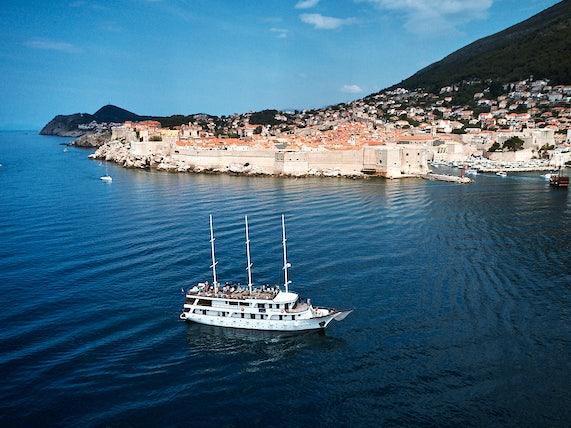 Sail Croatia Cruising Dubrovnik