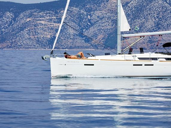 Incognito Sailing