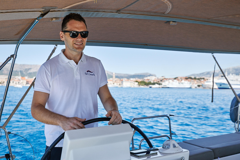 Sail To Work Intro