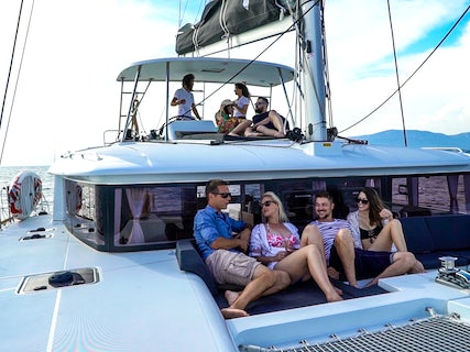 Private skippered yacht charter