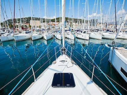 Yachts in Split ACI Marina