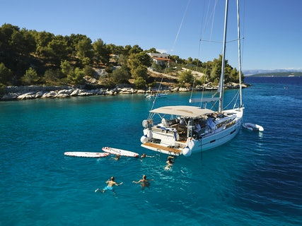 Private Yacht Tour on Peace of mind
