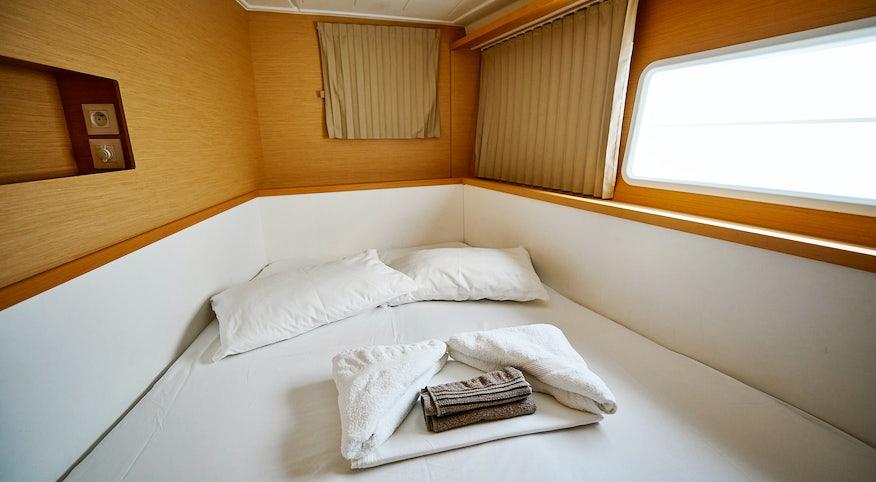 Catamaran Cabin