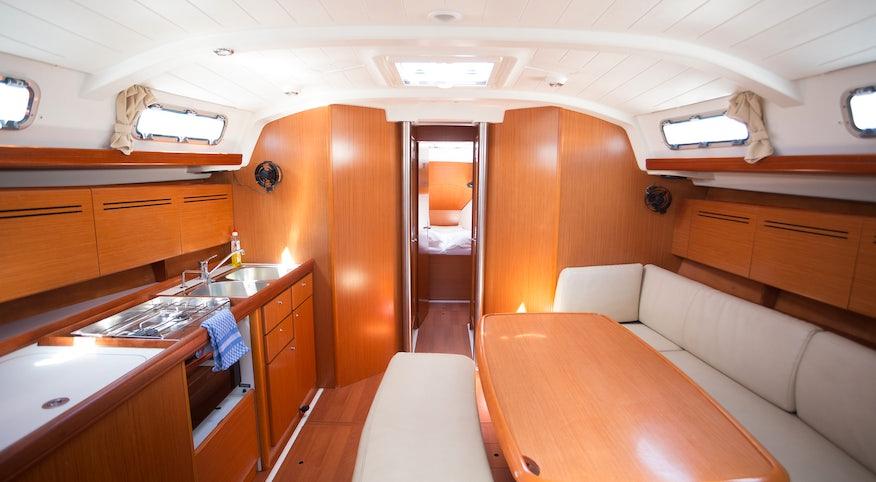 Standard Yacht Interior